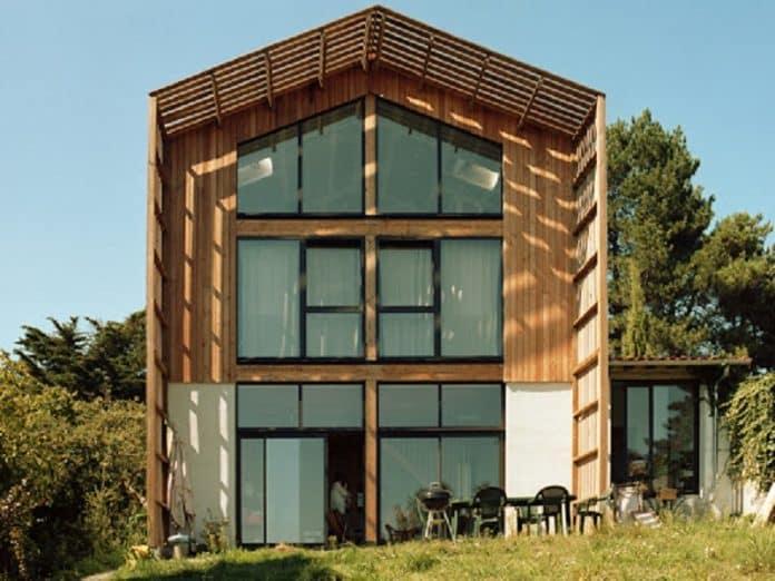 Maison écologique et matériaux entre économie et bien-être