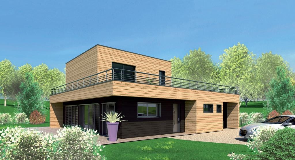 construction maison éco